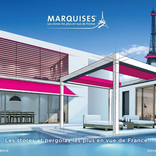 Les stores et pergolas les plus en vue de France - Marquises