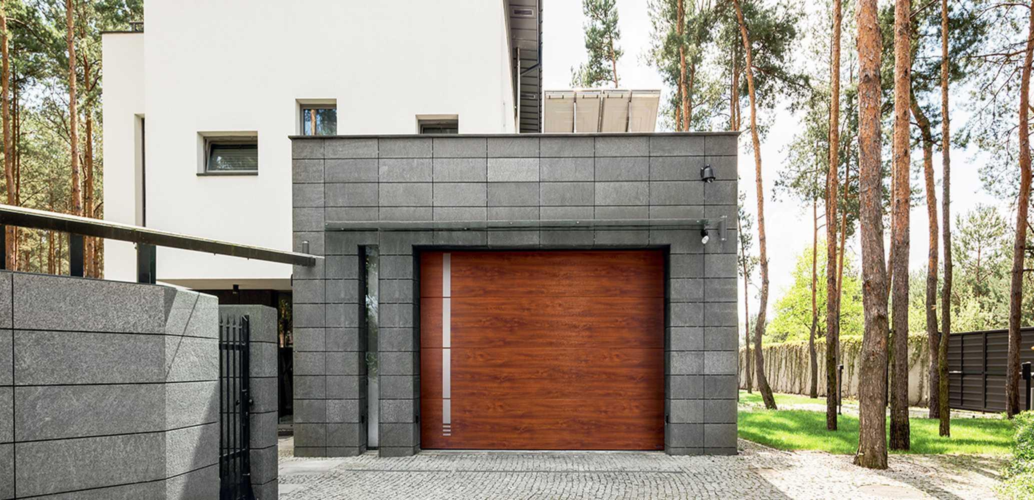 Gamme Style - Portes de Garage Aludoor 0