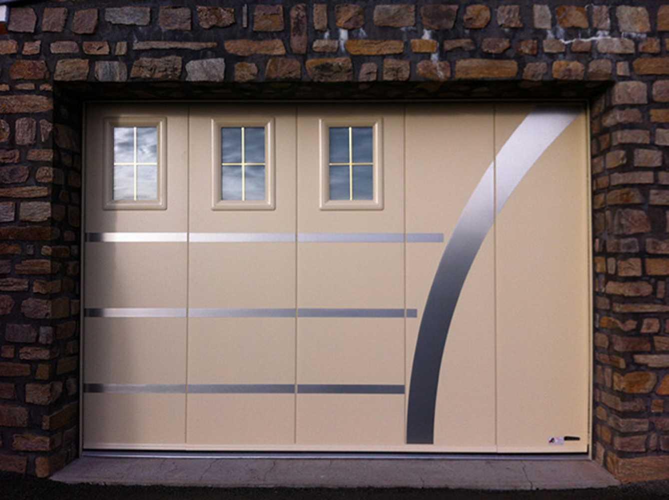 Gamme classique - Porte de garage Aludoor 0
