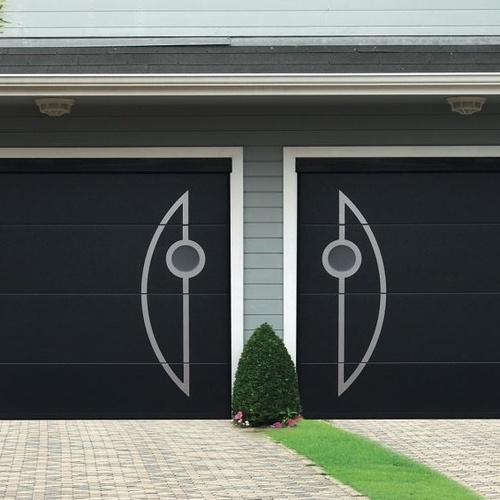 Aludoor - Porte de garage Gamme tendance