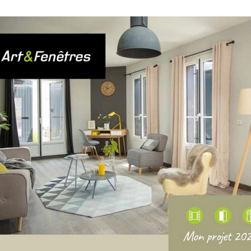 Le catalogue Art & Fenêtres 2020