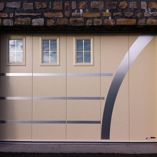 Gamme classique - Porte de garage Aludoor