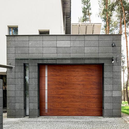 Gamme Style - Portes de Garage Aludoor