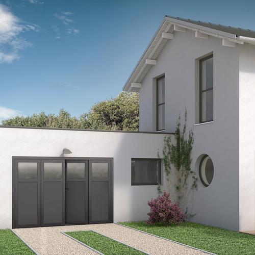 La porte de garage VANTAL - Fame