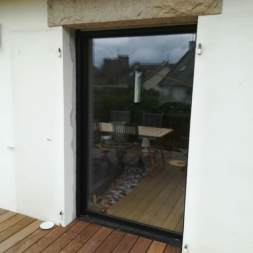 Rénovation fenêtres et baise vitrées alu