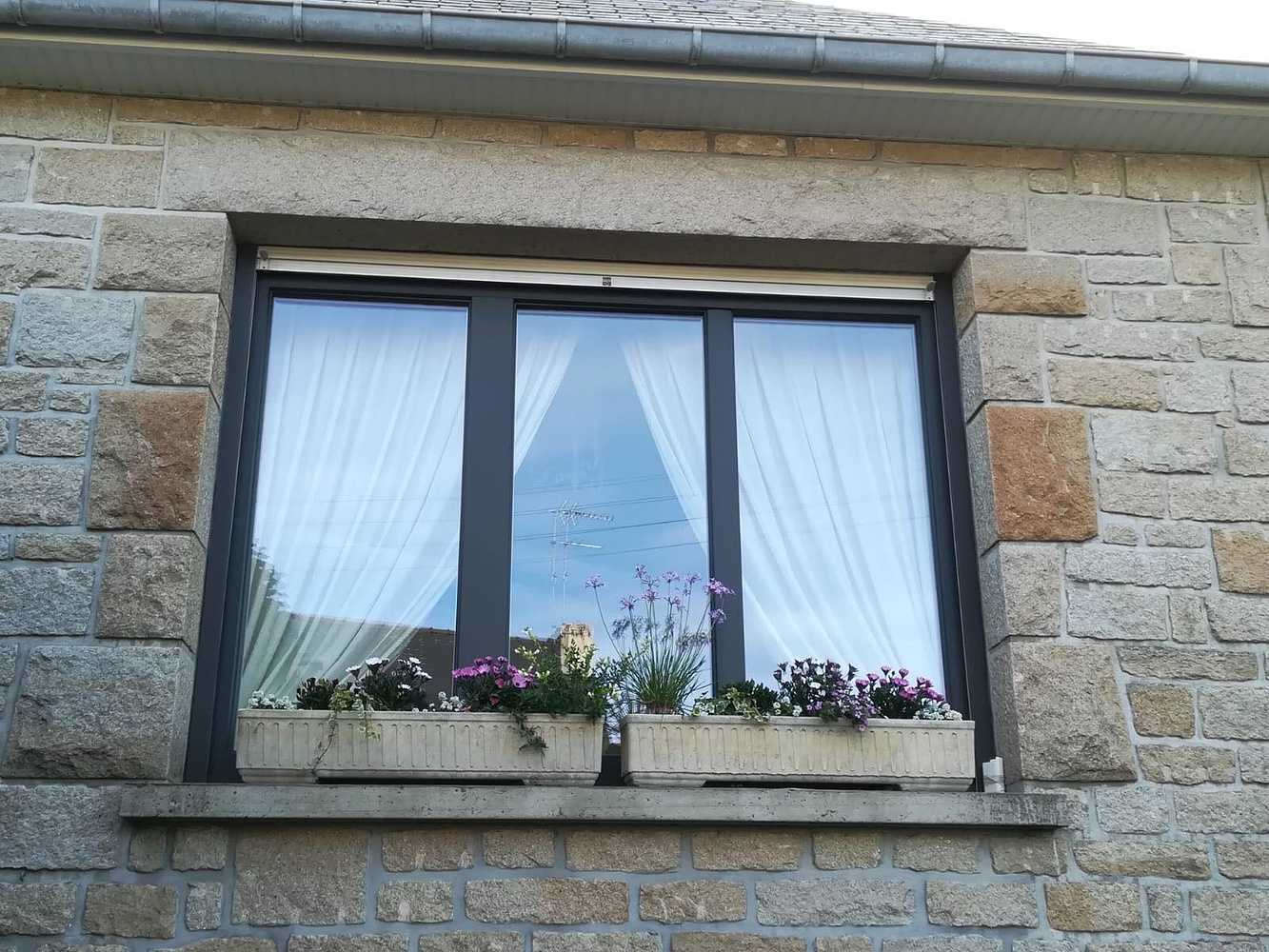 Pose d''une fenêtre 0