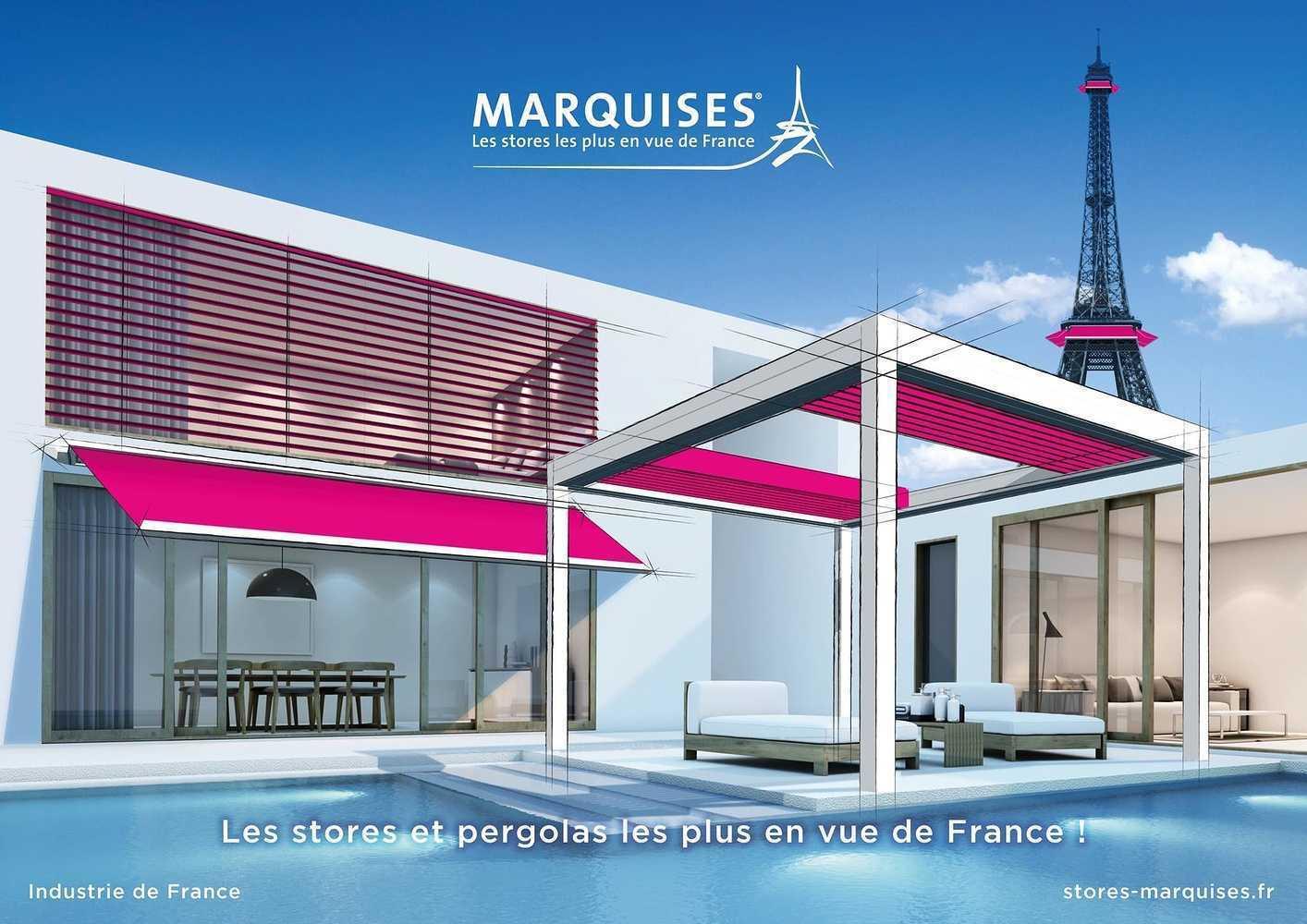 Les stores et pergolas les plus en vue de France - Marquises 0