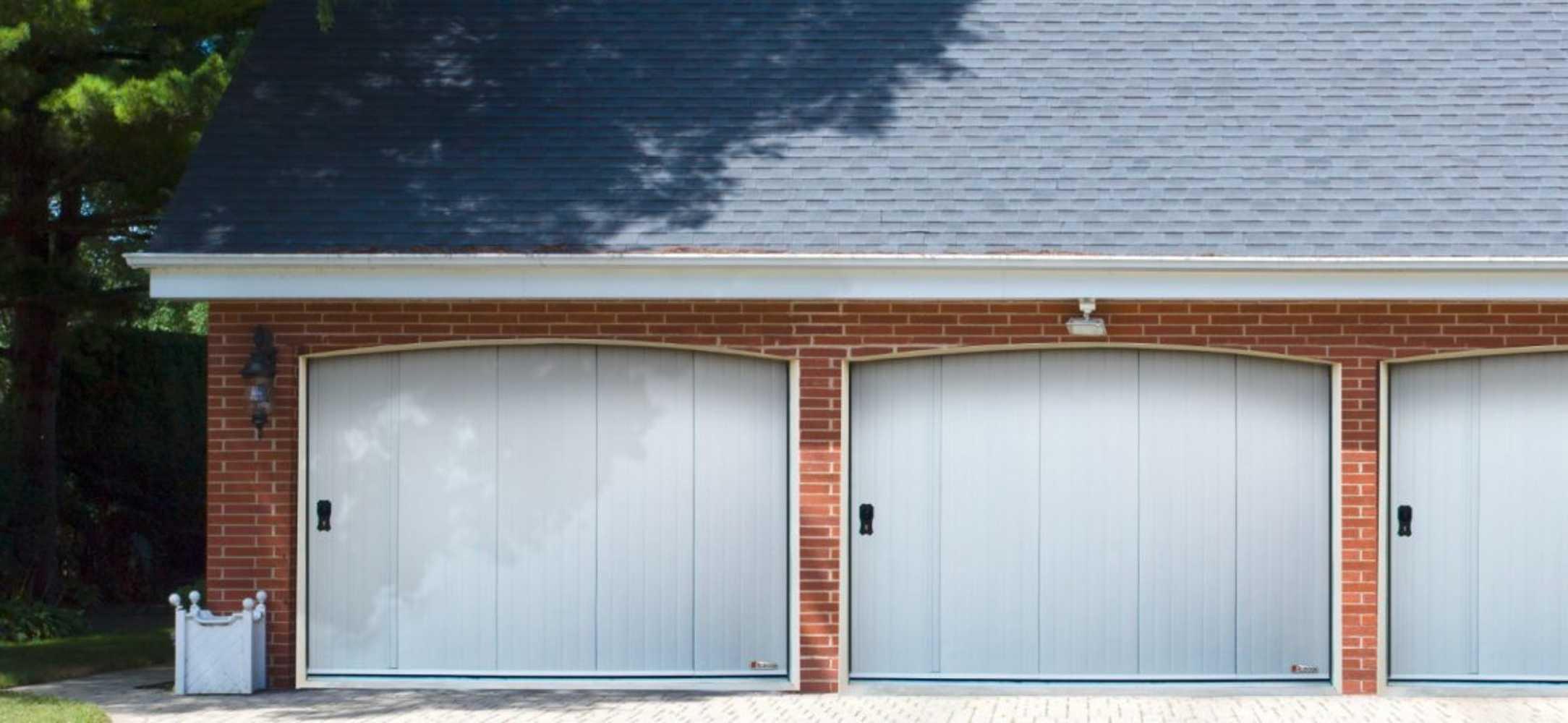 Gamme classique - Porte de garage Aludoor classique2