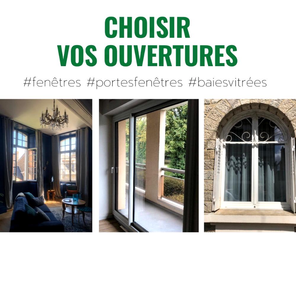 Fenêtres, baies vitrées, portes fenêtres - fabrication française 0