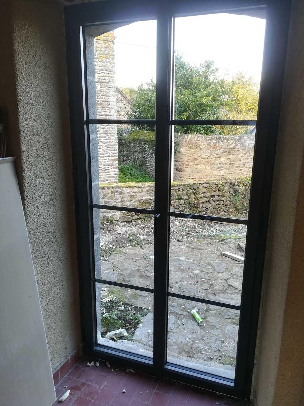Rénovation fenêtres la françaises en grande hauteur 2