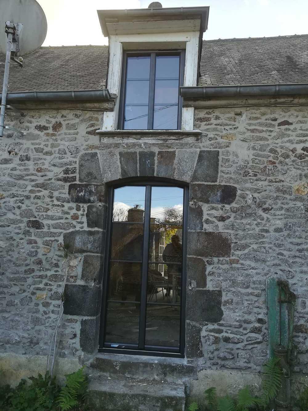 Rénovation fenêtres la françaises en grande hauteur 0