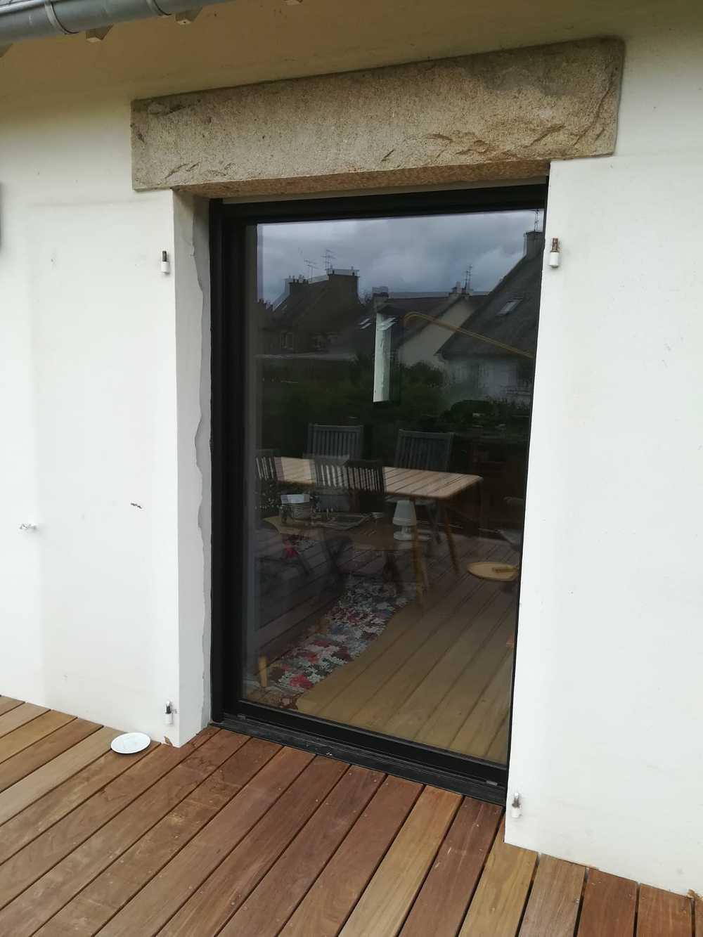 Rénovation fenêtres et baise vitrées alu 0