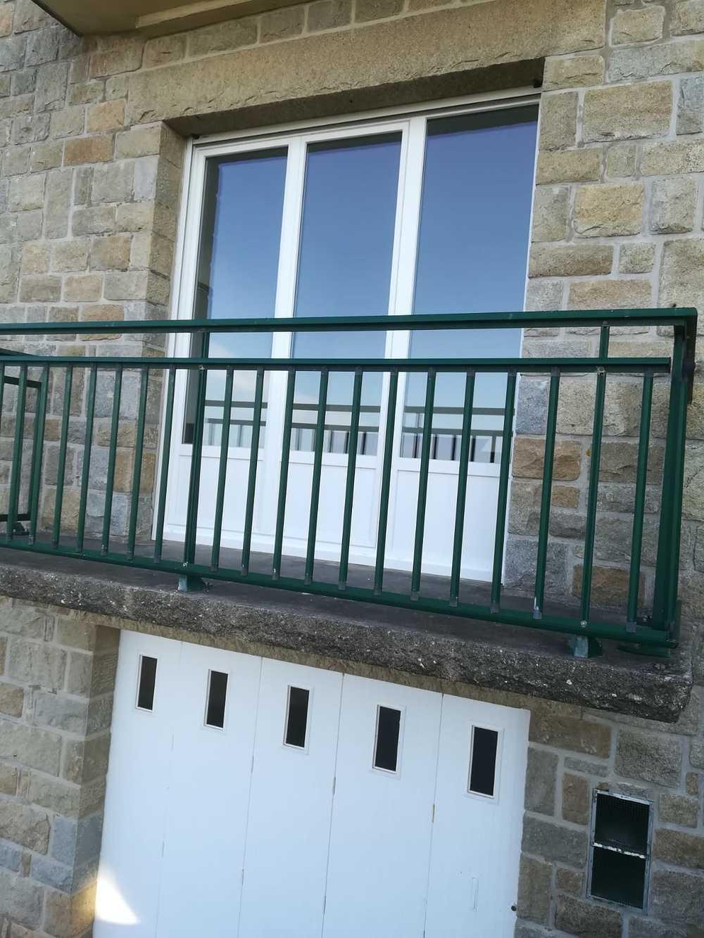 Rénovation menuiseries extérieures PVC banc - St Lunaire- 35 3
