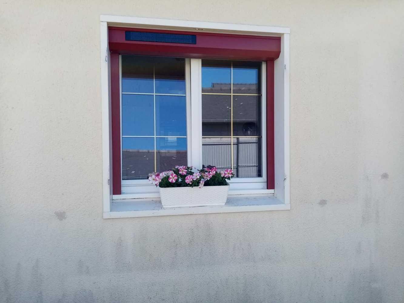 Installation fenêtres aluminium - volets solaires motorisés 0
